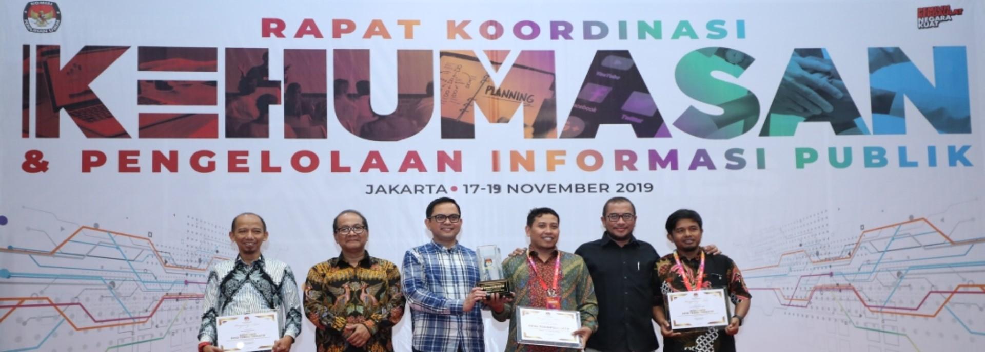 Evaluasi PPID KPU Tahun 2019